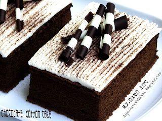 Umek di Dapur: Cotton Cake