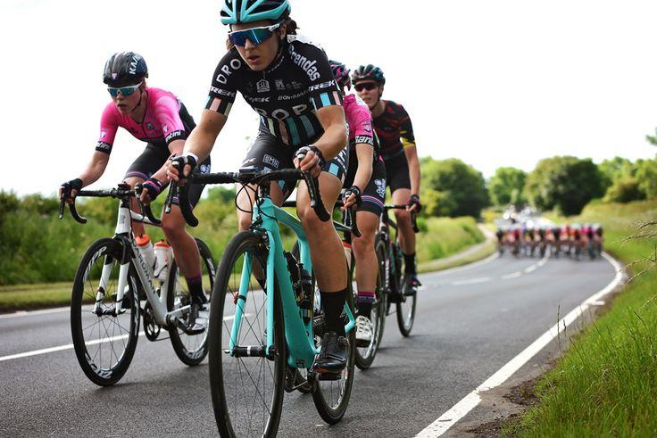 https://flic.kr/p/JqkMns   Women's National Road Race Championships   Stockton on Tees - June 2016