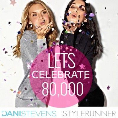 Lets celebrate! Win a $250 Stylerunner gift box