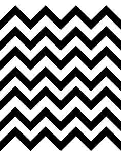 chevron stencil template - Google Search