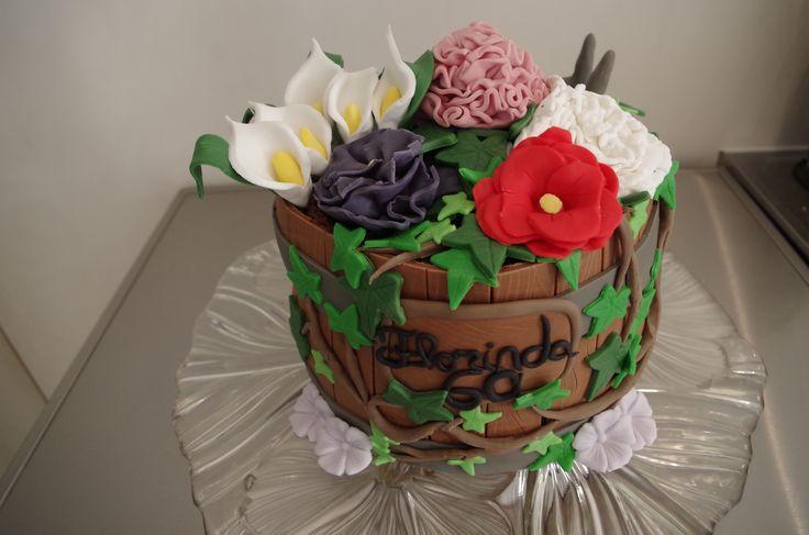 Wedding Cake De Chasseur