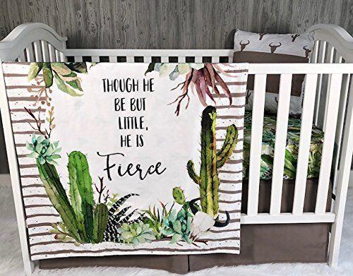Baby Nursery Bedding , Baby , Cactus , Succulents , Triba... https://www.amazon.com/dp/B077VZWTNC/ref=cm_sw_r_pi_dp_U_x_H0IiAb71CVDVX