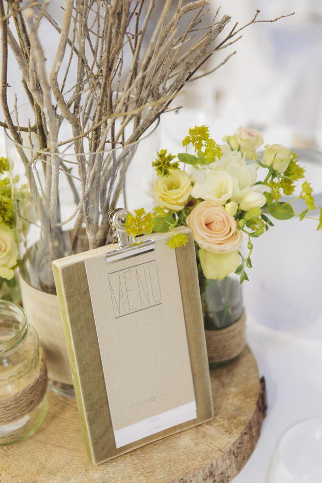 Marvelous Romantische Gartenhochzeit von Hanna Witte Tischdekoration HochzeitHochzeit DekoHochzeitsdeko