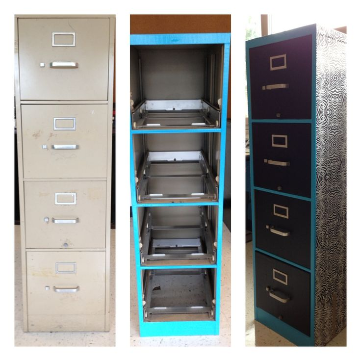 cover file cabinet contact paper 1