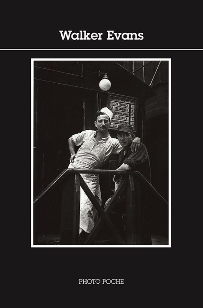 Крышка, neaw Йорк 1931 © Walker Evans