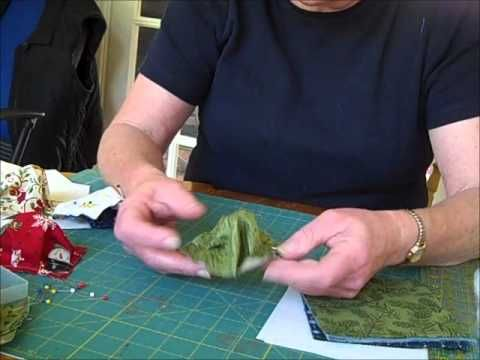 Biscuit Quilt Directions: Video!!  step by step photo tutorial as well.