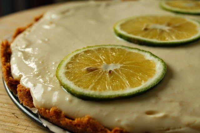 bak een bergamot cheesecake in je koelkast, of maak 'm met limoen!