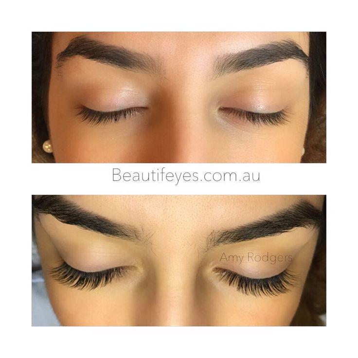 Classic lashes. Full set  #amyrodgers  #beautifeyes  #minklashes  #beauty  #classiclashes  #minklashes_sydney  #eyelashextensions  #lashextensionssydney  #maroubra  #bride  #wedding  #holiday