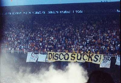 Disco Demolition Night  #disco #discosucks