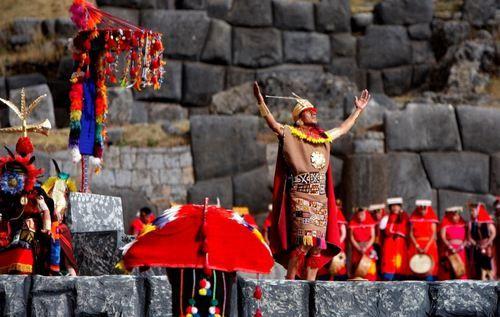 """Cusco Inti Raymi - Vive o Turismo em Cuzco, Cusco e a capital do Imperio inca, Vive a maior festa do sol """"Inti Raymi"""" em sacsay huaman www.trilhasperu.com - Fotolog"""