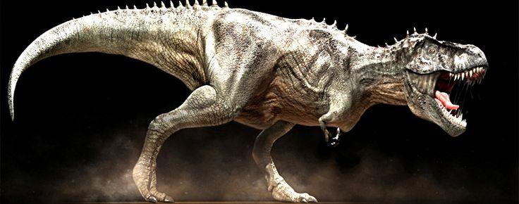 dinosaurios badAss, el matón de los reptiles gigantes... tiranosaurio-rex