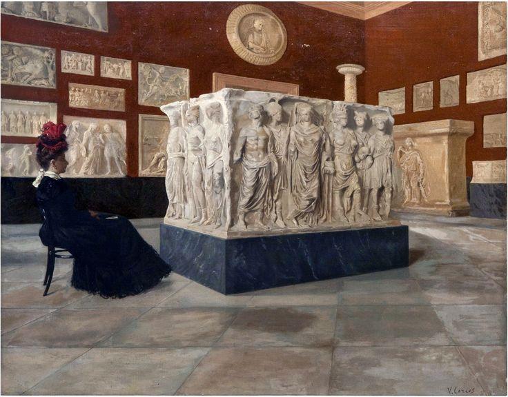 Corcos: visita al museo archeologico di Napoli