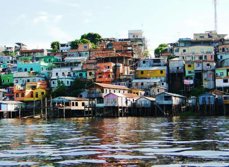 Manaus ~ The Amazons Technicolor Town
