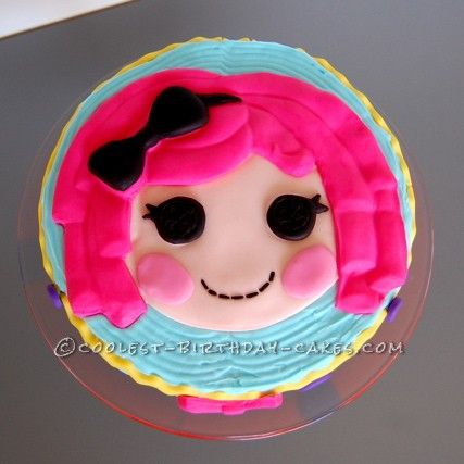 Crumbs Cake Art Facebook : 53 best images about Lalaloopsy Cakes on Pinterest Sweet ...