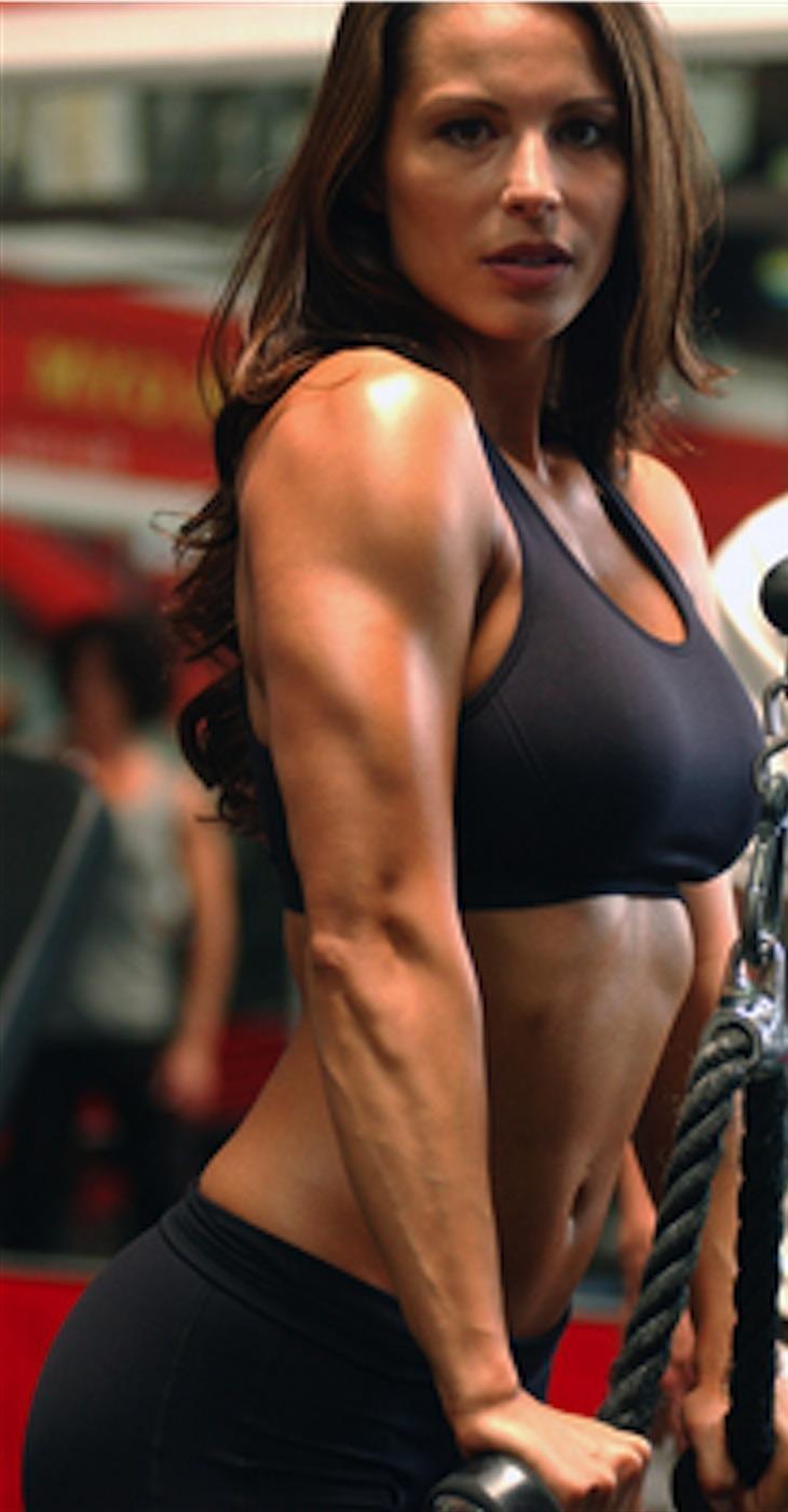 Jelena Abbou - fitspiration