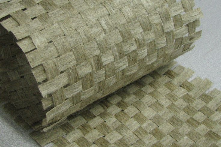 Composites Evolution – TeXtreme® flax/pp tape woven fabric.