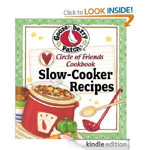Circle of Friends Cookbook - 25 Slow Cooker Recipes --- http://www.amazon.com/Circle-Friends-Cookbook-Recipes-ebook/dp/B004OR1KNQ/?tag=gifyouonl-20