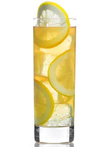 Sweet Lemon Soda 1.5 oz Hennessy V.S .75 oz St Germain .5 oz Simple Syrup .5 oz Fresh Squeezed Lemon Juice Top with Sprite...