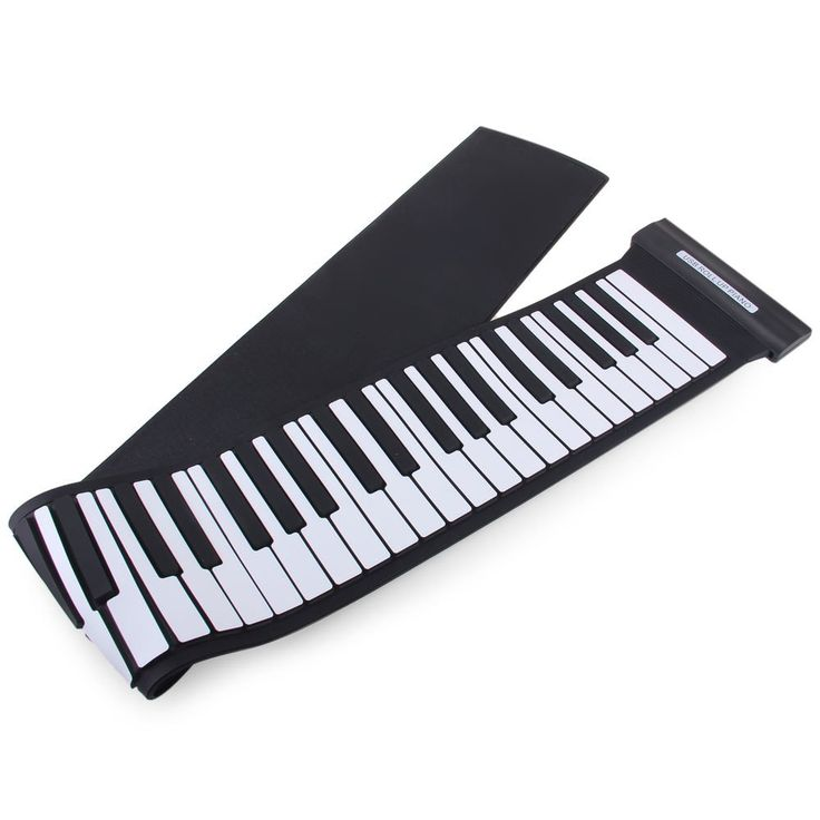 New Creative Wireless Keyboard MD88S USB MIDI Roll Up Piano Kit with 88 Keys For Music Lovers Whosale