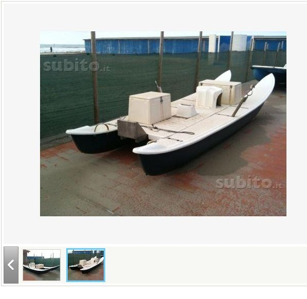 Pattino For Sale Small Catamarans Pinterest For Sale