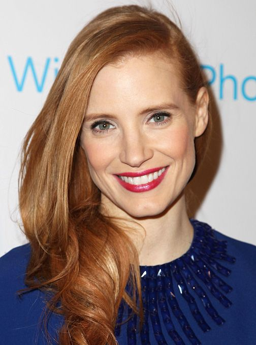 jessica chastain is a new global ambassador for ysl makeupcom