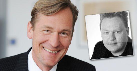 Mathias Döpfner (links) und Sebastian Gingter (Fotos: Axel Springer / Remobjects.com, Montage: Online Marketing Rockstars)