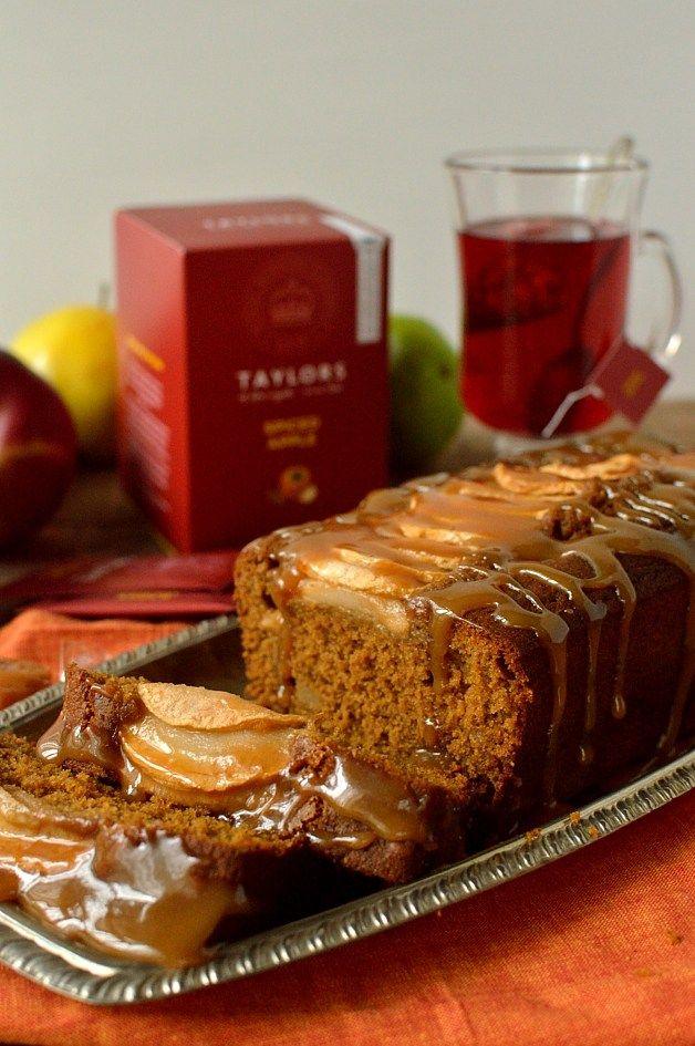 Healthy Apple Spice Cake