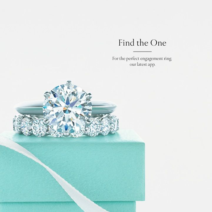 if it comes to The One, i think i might have found it for sure :D -> Tiffany