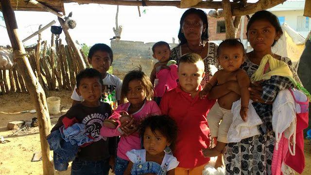 En Manaure se realizará 'Cumpleatón Carnavalero' para beneficiar a comunidades Wayuu « La Noche del Arco Iris