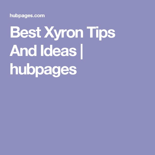 Best Xyron Tips And Ideas   hubpages