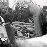 Képtalálat a következőre: Morgue Photos of Titanic Victims