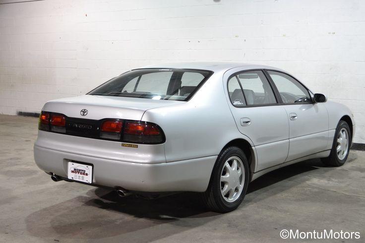 Toyota Aristo > Lexus GS300. #montumotors