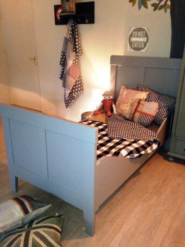 23 best brocante bedden images on pinterest 3 4 beds kids rooms