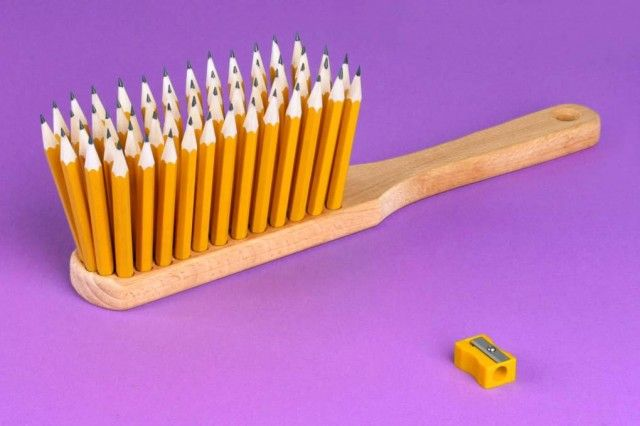 Discarded Items Transformed Into Other Everyday Objects – Fubiz™