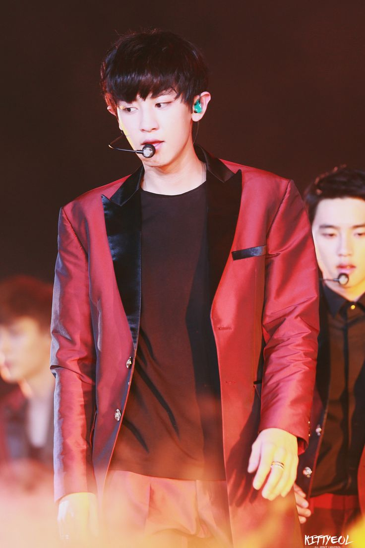 ChanYeol | EXO'luXion #2 in Beijing