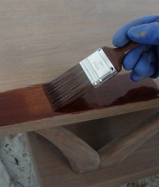 Clear and concise instructions for re-staining wood furniture, from bobvila.com