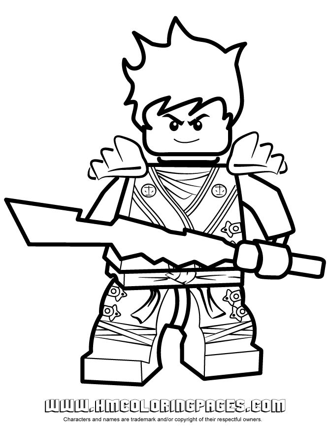 20 best Lego Coloring Pages images on Pinterest Lego coloring - new new lego ninjago coloring pages