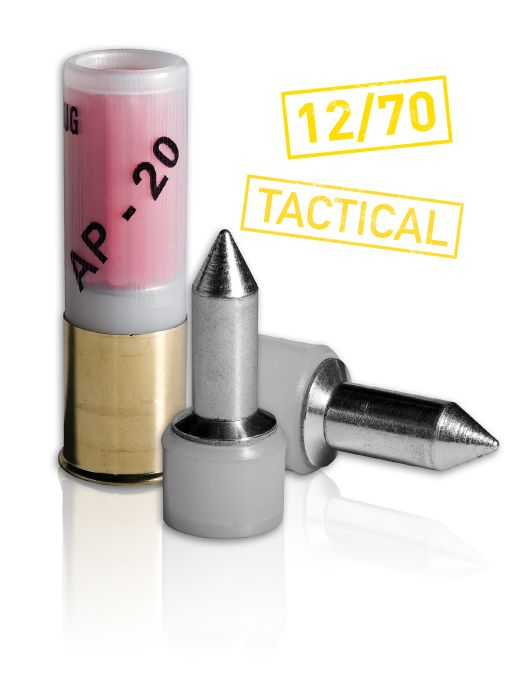 AP-20 / Tactical Ammunition / Shotgun Ammunition / Products / DDupleks Defence
