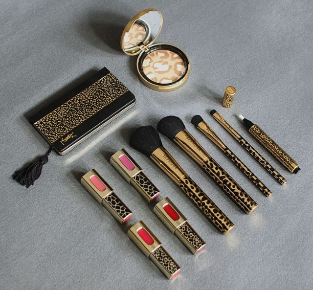 The most covetable leopard-print beauty products for fall.