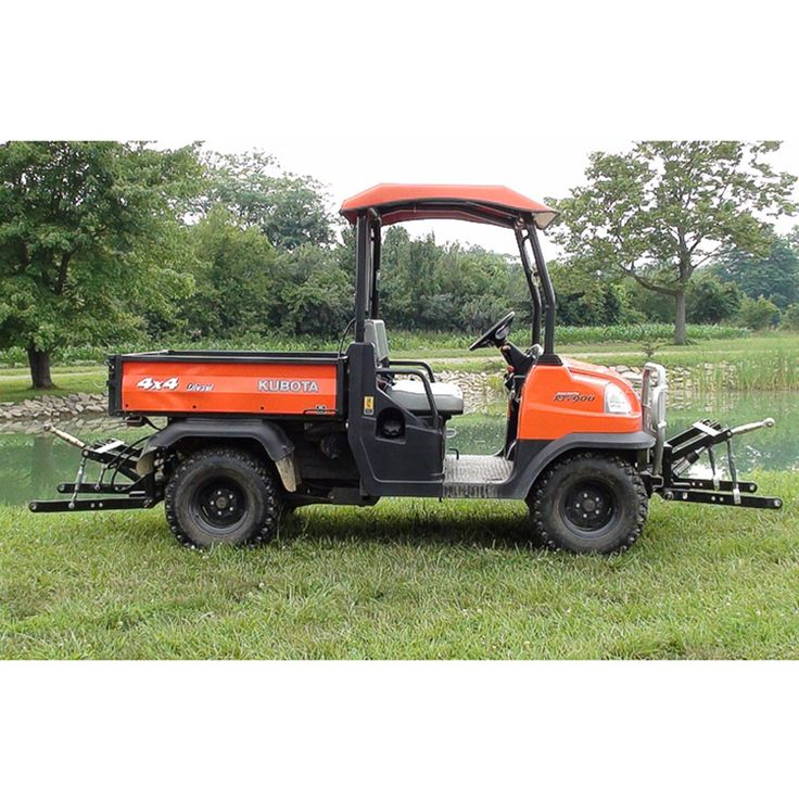 88 Best Images About Kubota Rtv Accessories On Pinterest