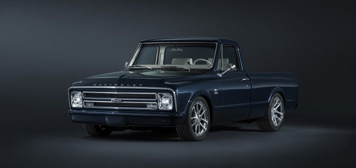 1967 C10 Centennial SEMA Truck – This truck leverages many of