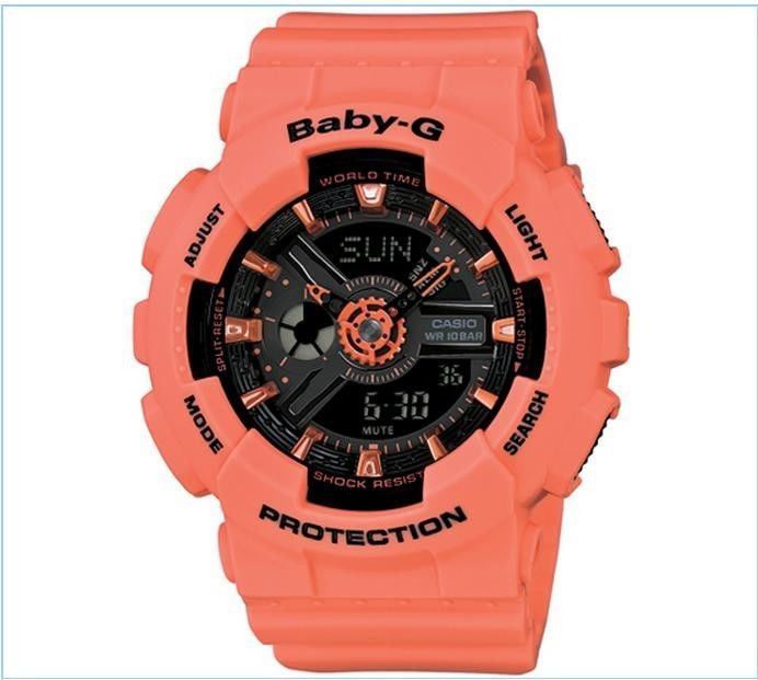 G-SHOCK CASIO Baby- G SNSD Girls' Generation Watch BA-111GGC-4A2DR  Rare Limited
