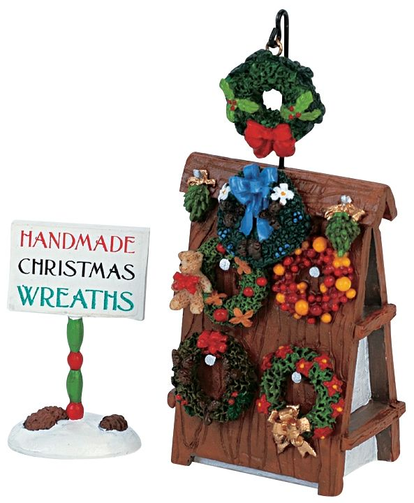Wreath Display, Set Of 2