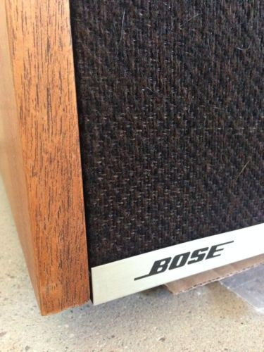 Bose Audio >> VINTAGE BOSE 601 SERIES I SPEAKERS - Fantastic original condition, Series 1 | Speakers, Audio ...