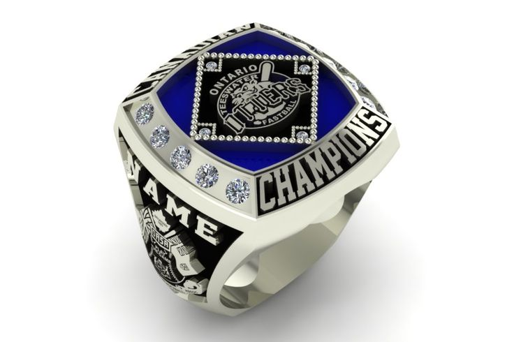 Custom made championship ring on sterling silver.   #Rings #Ring #CustomRing #Jewelry #CorporateJewelry #Recognition #CorporateRecognition #Rewards #Awards #YearsOfService #PresidentsClub #Fashion #Design #ArtWork #PromotionalProducts #Panama #Mexico #Canada #CostaRica #CostaDelEste