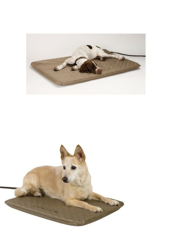 Dog Houses 108884: Nw Pet Soft Heated Foam Bed Electric Floor Heater Pad Dog House Porch Kennel Cat -> BUY IT NOW ONLY: $85.99 on eBay!