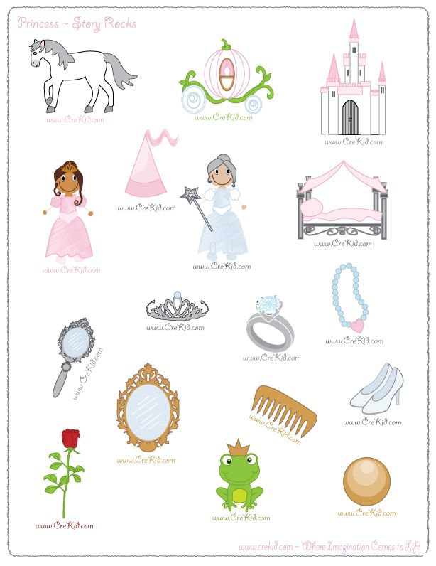 creative kids princess stories