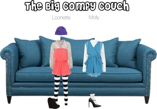 59 best big comfy couch images on pinterest the big comfy couch big comfy couches and. Black Bedroom Furniture Sets. Home Design Ideas