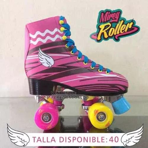 patines soy luna marca roller para niñas + kit + ¡ regalo !