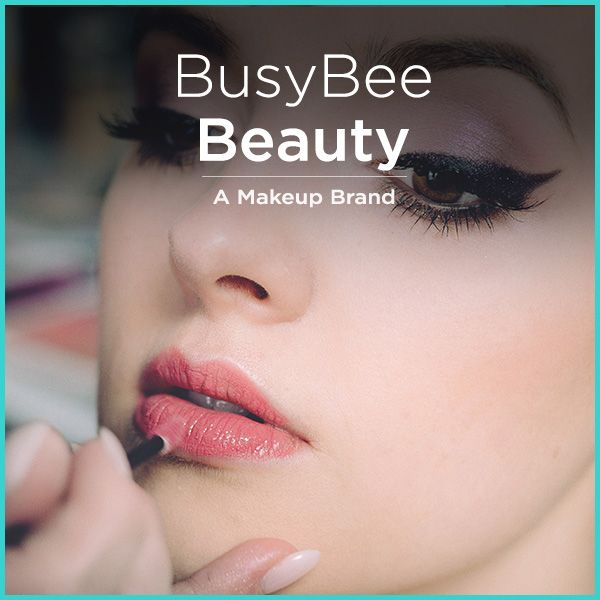 Busy Bee Beauty Is A Clever Captivating Name For A Makeup Brand Coming Up With A Business Name Take Unique Business Names Makeup Brands Cosmetics Names Ideas